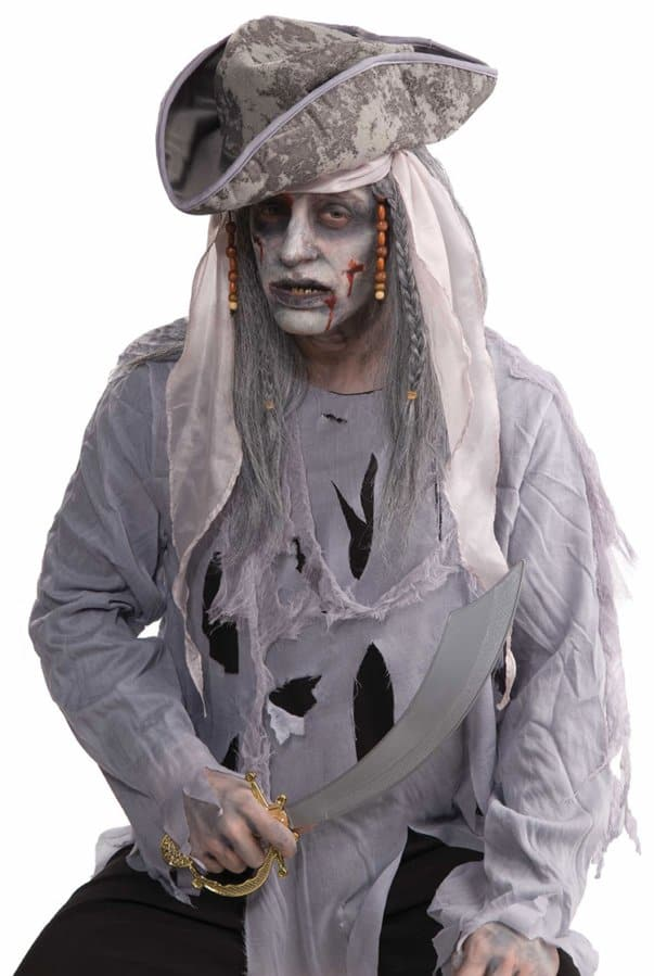Cursed Pirate Halloween 3