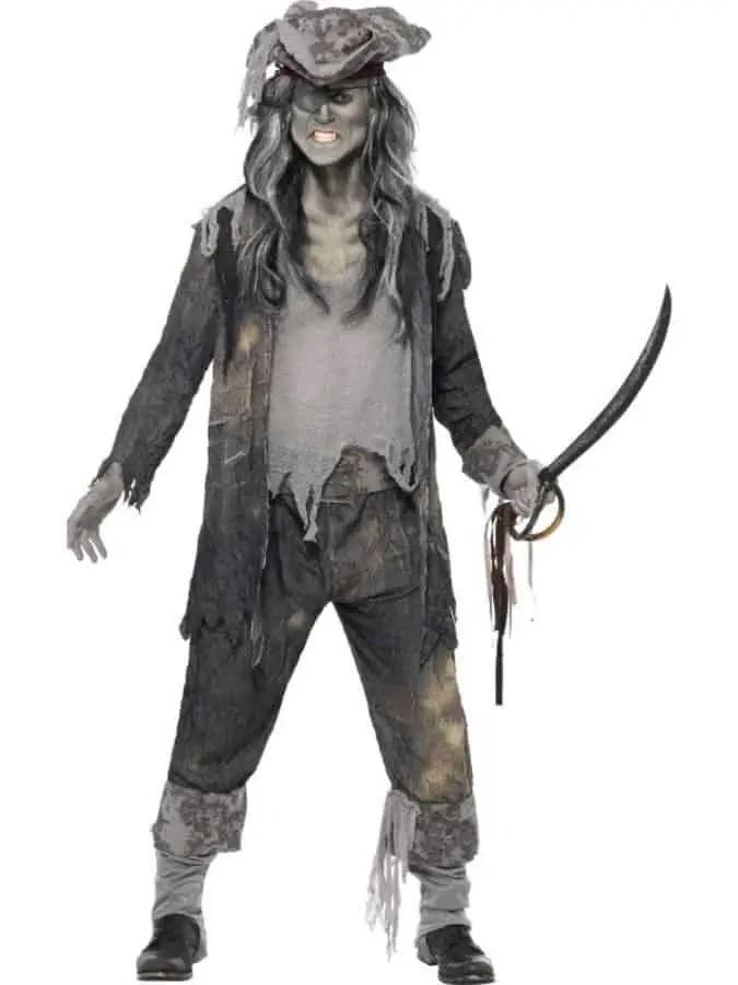 Cursed Pirate Halloween