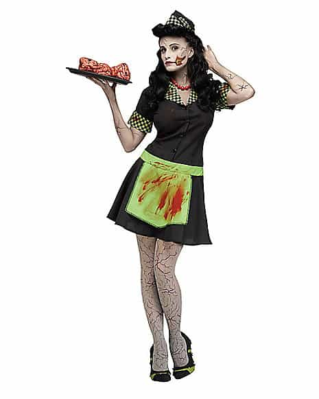 Pin up Zombie2