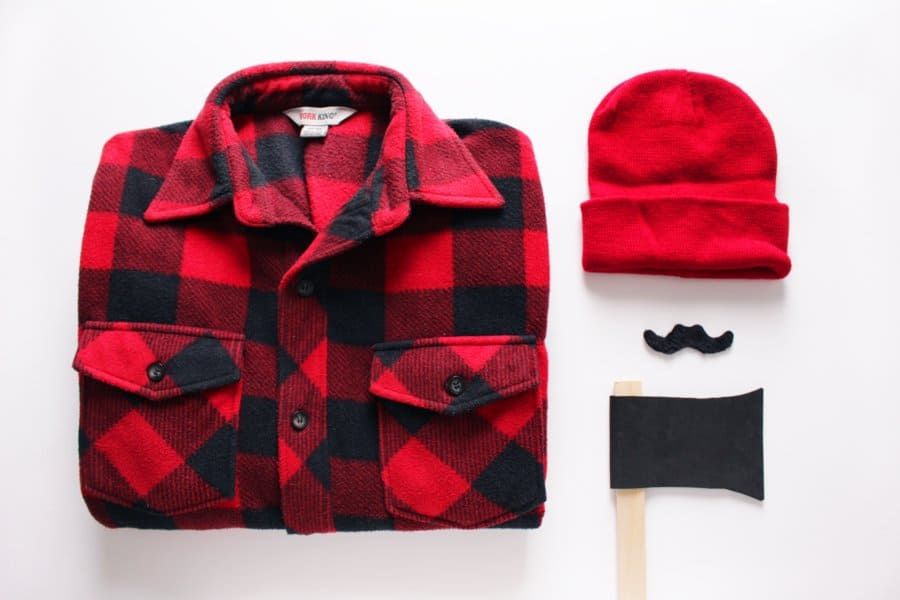 costume Lumberjack Halloween