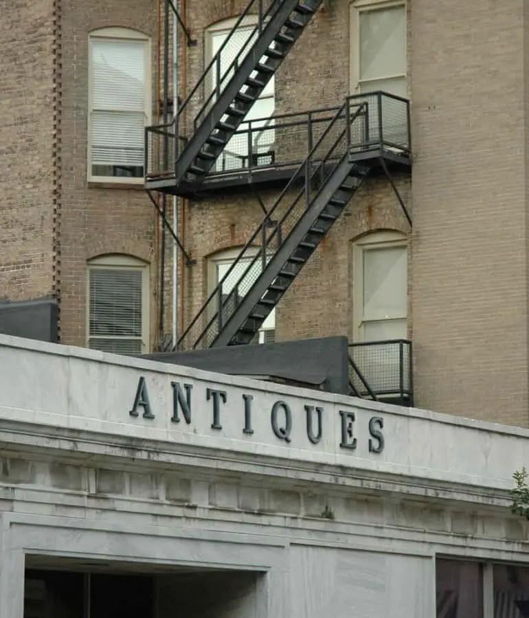 Matt Donovan Antiques