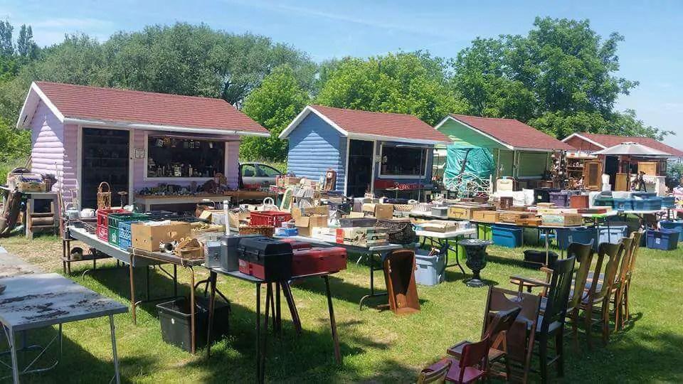 Prudhommes Flea Market - Flea Markets in Ontario