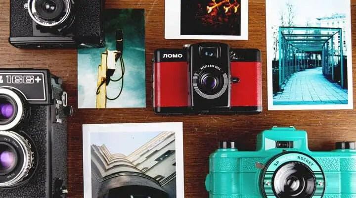 Lomography-cameras
