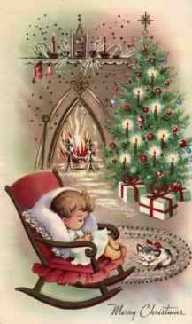 vintage christmas ornaments 4