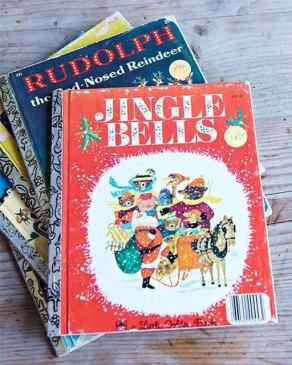 vintage christmas ornaments 9