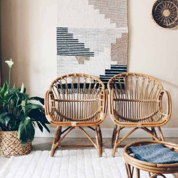 Merveilleux The Resurgence Of Rattan And Wicker Furniture In