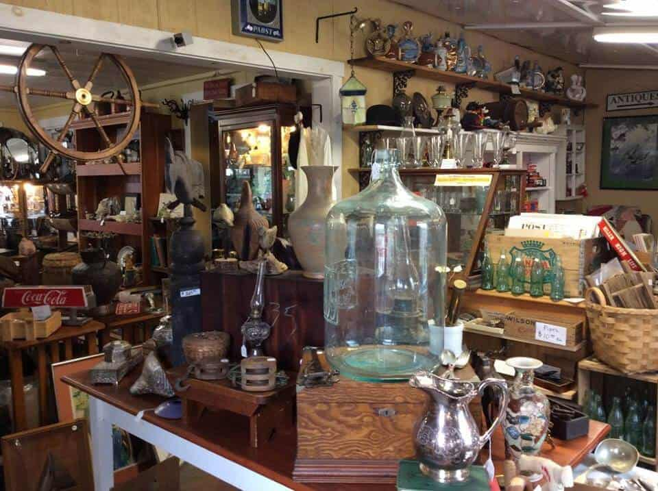 Flea Markets in Maine Hobby Horse Antiques and Flea Market Photo by Hobby Horse Antiques via facebook