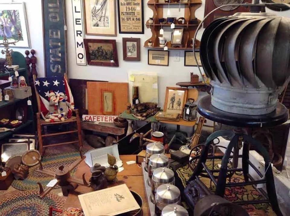 Flea Markets in Maine Nobleboro Antique Exchange Photo by Nobleboro Antique Exchange via facebook