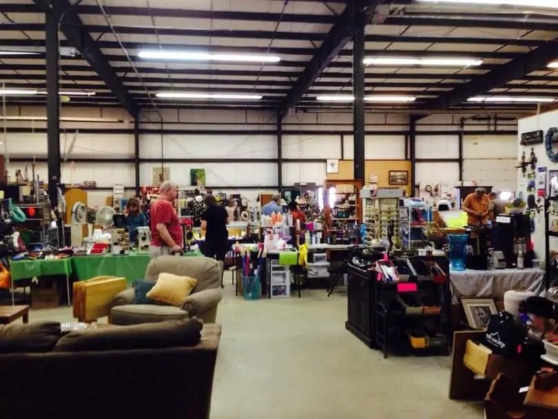 Best Flea Markets in Connecticut: Maplewood Indoor Flea Market©Maplewood Indoor Flea Market Website