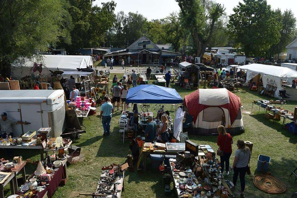 Sparks Kansas Antiques and Collectables Flea Market Photo by Sparks Kansas via facebook 2