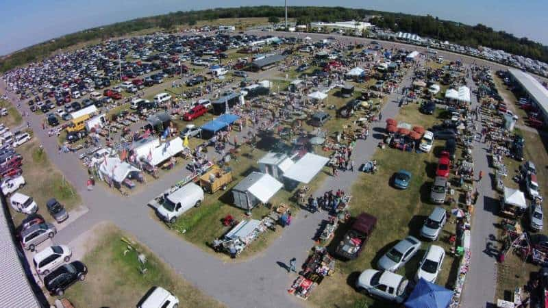 Wagon Wheel Flea Market