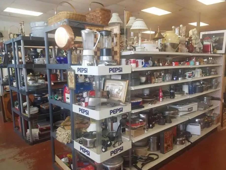 best flea markets in Indiana Emporium 31