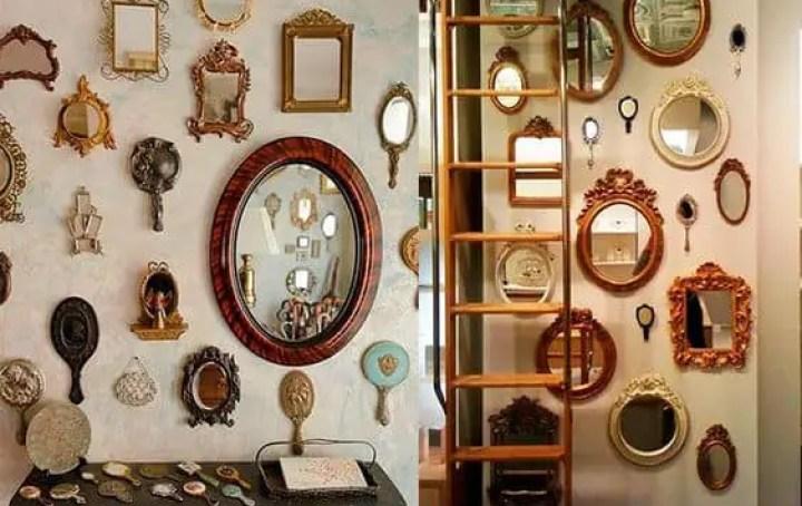 Decorative Mirror Collection © Casa de Valentina