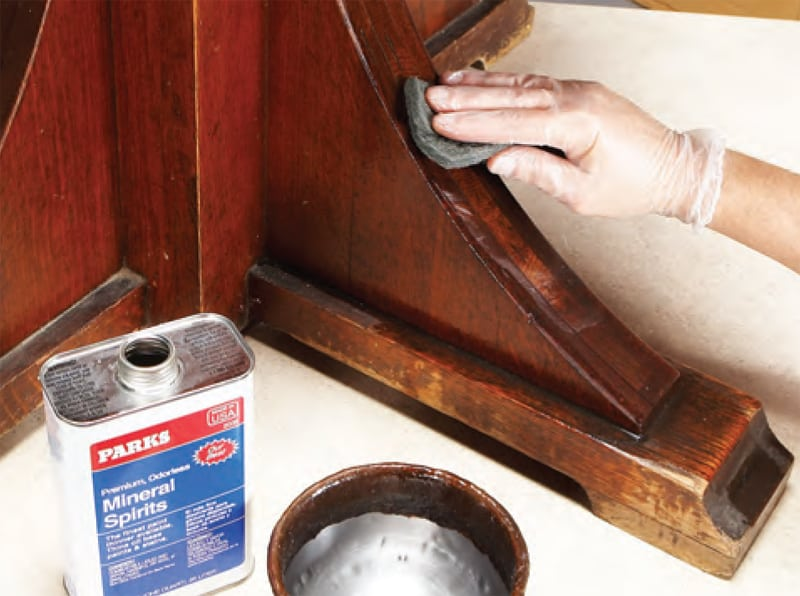 Connect With Expert Know How To Clean Antiques © Popular Woodworking