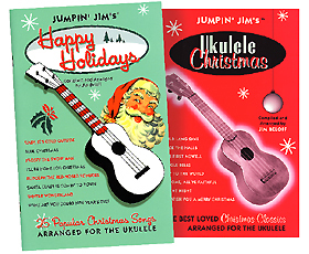 SPECIAL OFFER! Happy Holidays & Ukulele Christmas