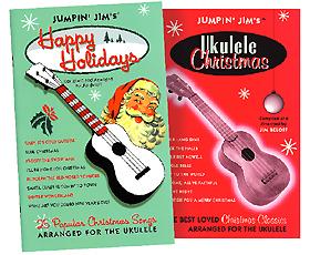 SPECIAL OFFER! Happy Holidays & Ukulele Christmas