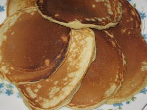 Fleanette's Kitchen - Pancakes