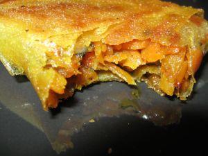 Samoussas Carotte-Curry - Fleanette's Kitchen