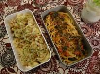 Endives, spaghetti tomate épinards et overnight oatmeal - Fleanette's Kitchen