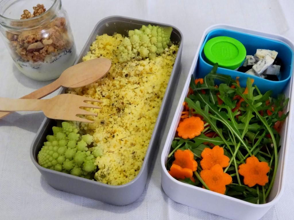 Bento de printemps coloré - Fleanette's Kitchen