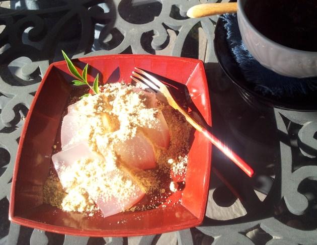 Fleanette's Kitchen - Voyage au Japon, Mochis au Kinako