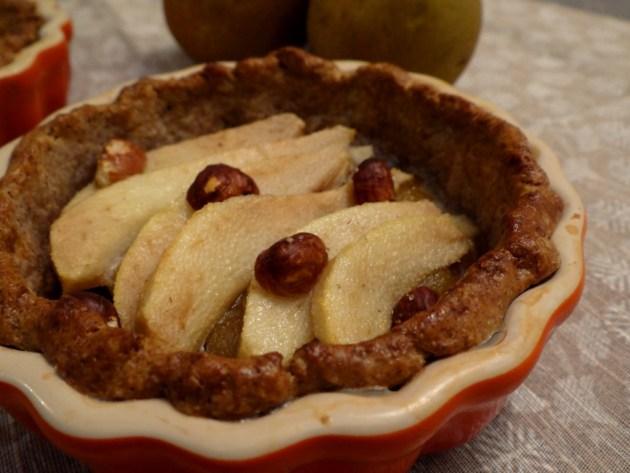 Tartelettes Poire-Noisette - Fleanette's Kitchen
