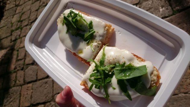 Bruschettas et tartines d'été - Fleanette's Kitchen