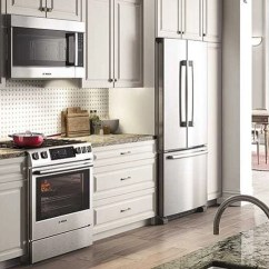 Bosch Kitchen Appliances Country Style Cabinets Gas Ranges Make Your Better Home