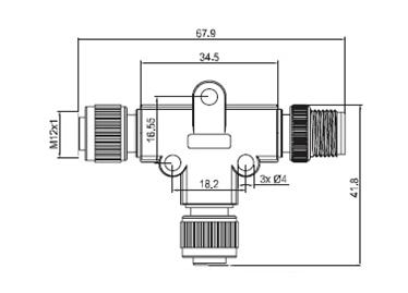 Iec Female Plug Din Female Plug Wiring Diagram ~ Odicis