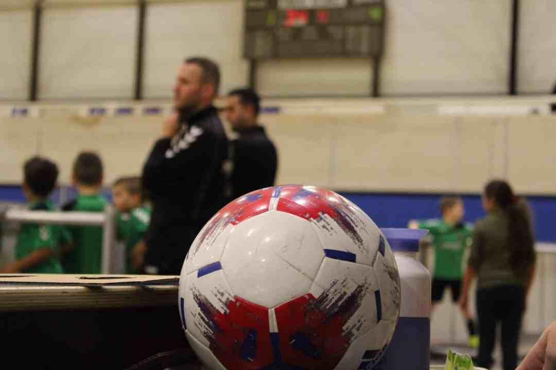 wintercup almere 2019 coaches coachen bal voetbal zaalvoetbal
