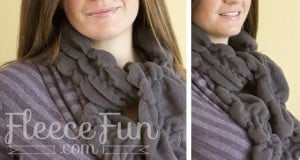 bubble scarf feature