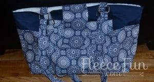 diaper bag feature