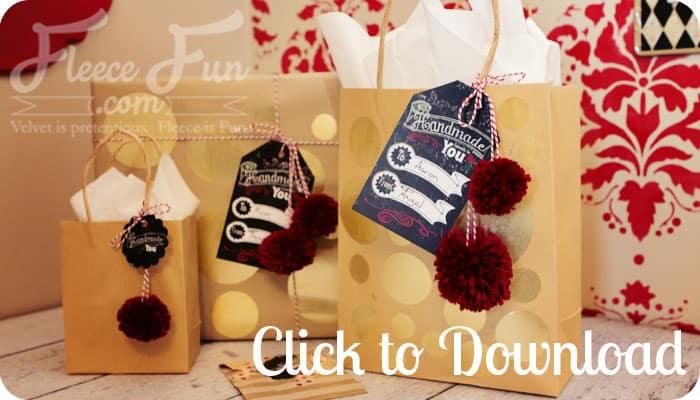 download free christmas gift tags