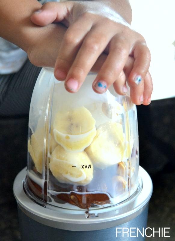 Cookie Butter Hazelnut Shake by Frenchie on fleecefun.com