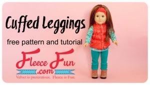 free leggings feature