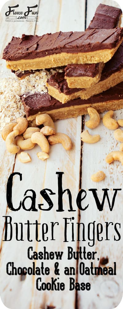 I love this new twist on this recipe. I bet the cashew butter tastes amazing in these cookies. Now I finally have a reason to buy that cashew butter I've been eyeing in the store!