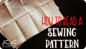 how to read a sewing pattern feautre