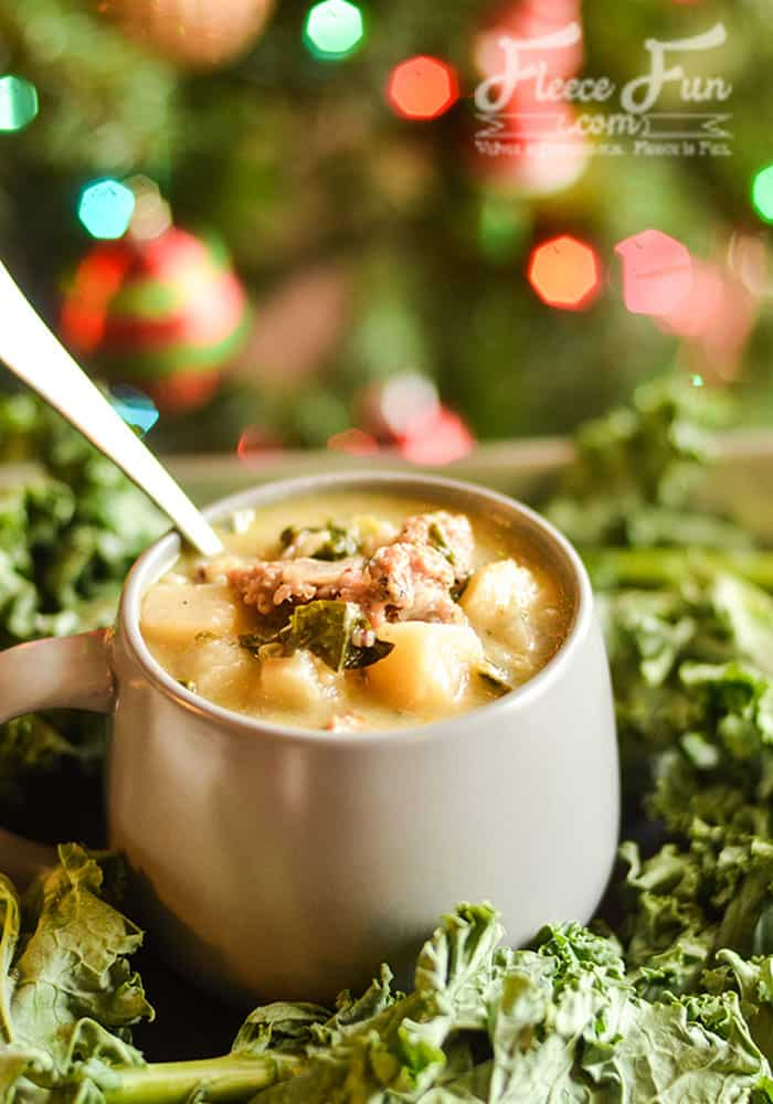 I love this healthy winter soup recipe. Such a great dinner idea for clean eating.