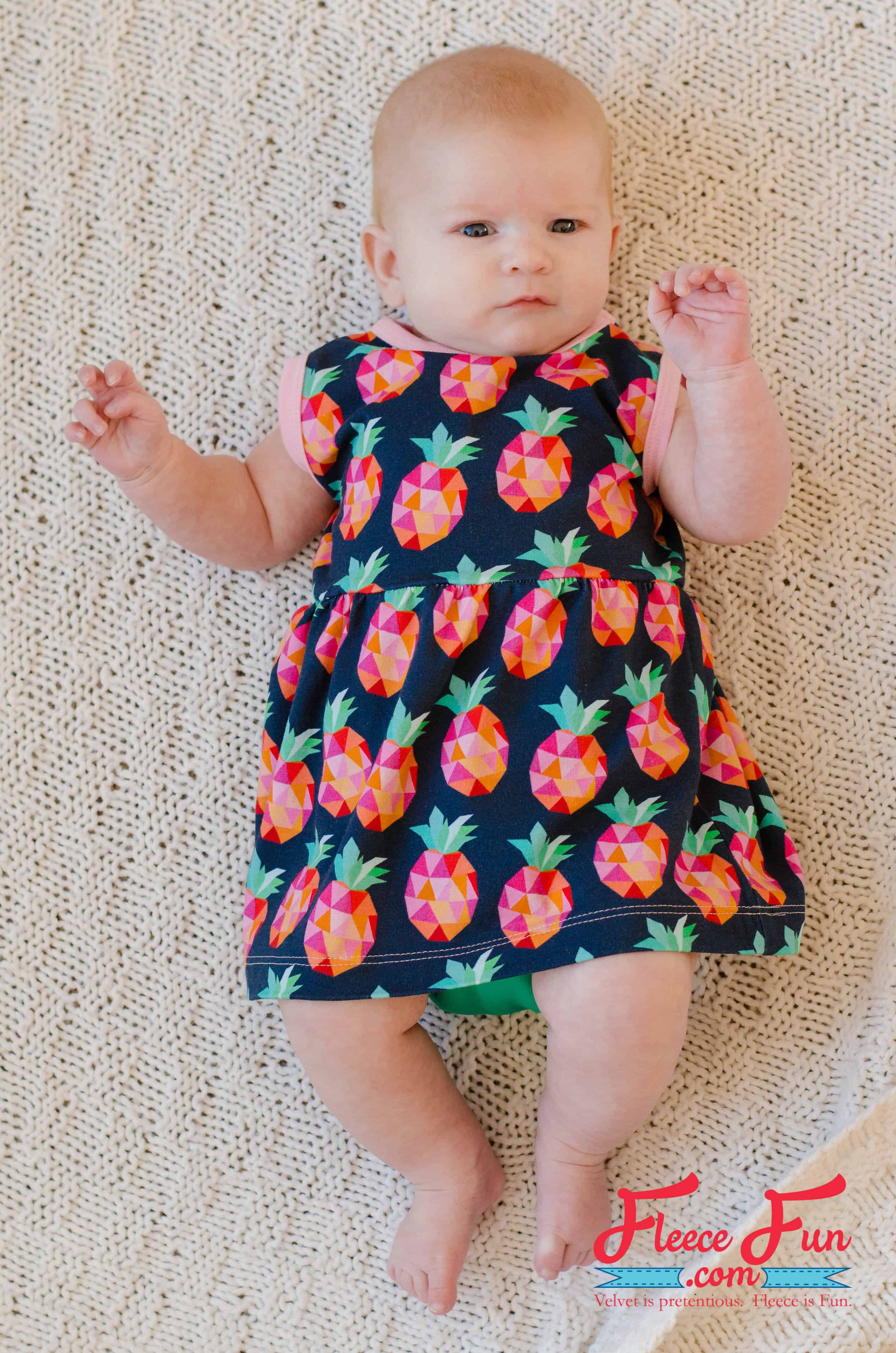 Easy Baby Sewing Patterns Free And Video Tutorials