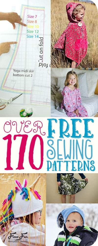 Wow! I can't believe all the FREE sewing patterns this site has - and a lot have a video tutorial that shows you each step. Love this DIY site, so many ideas! Wonderful sewing project.