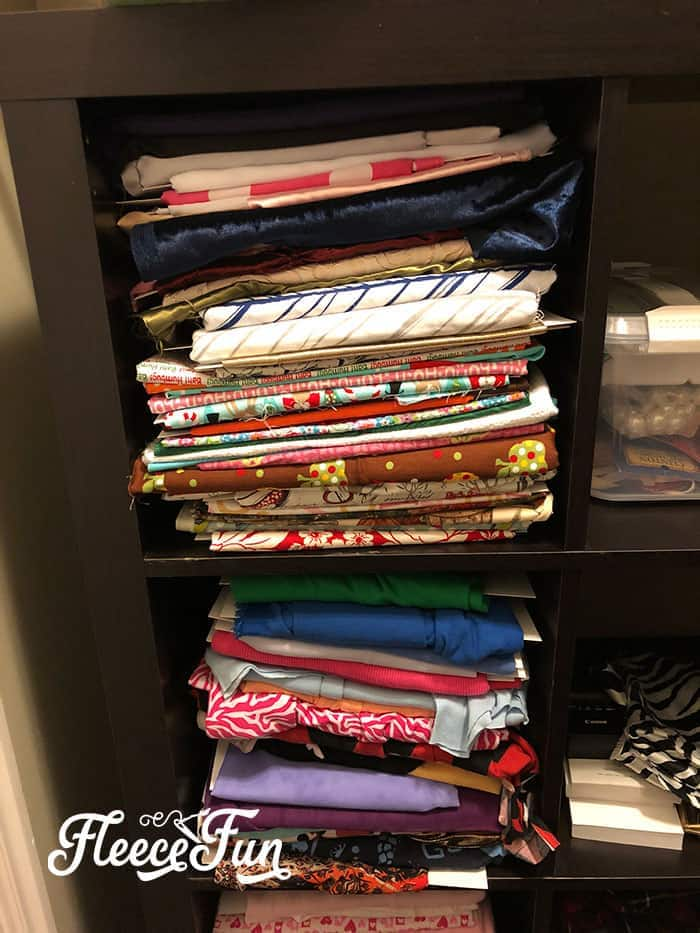 This collection of sewing room ideas will show you how to get started organizing your sewing space. With a few helpful ideas you can get started!