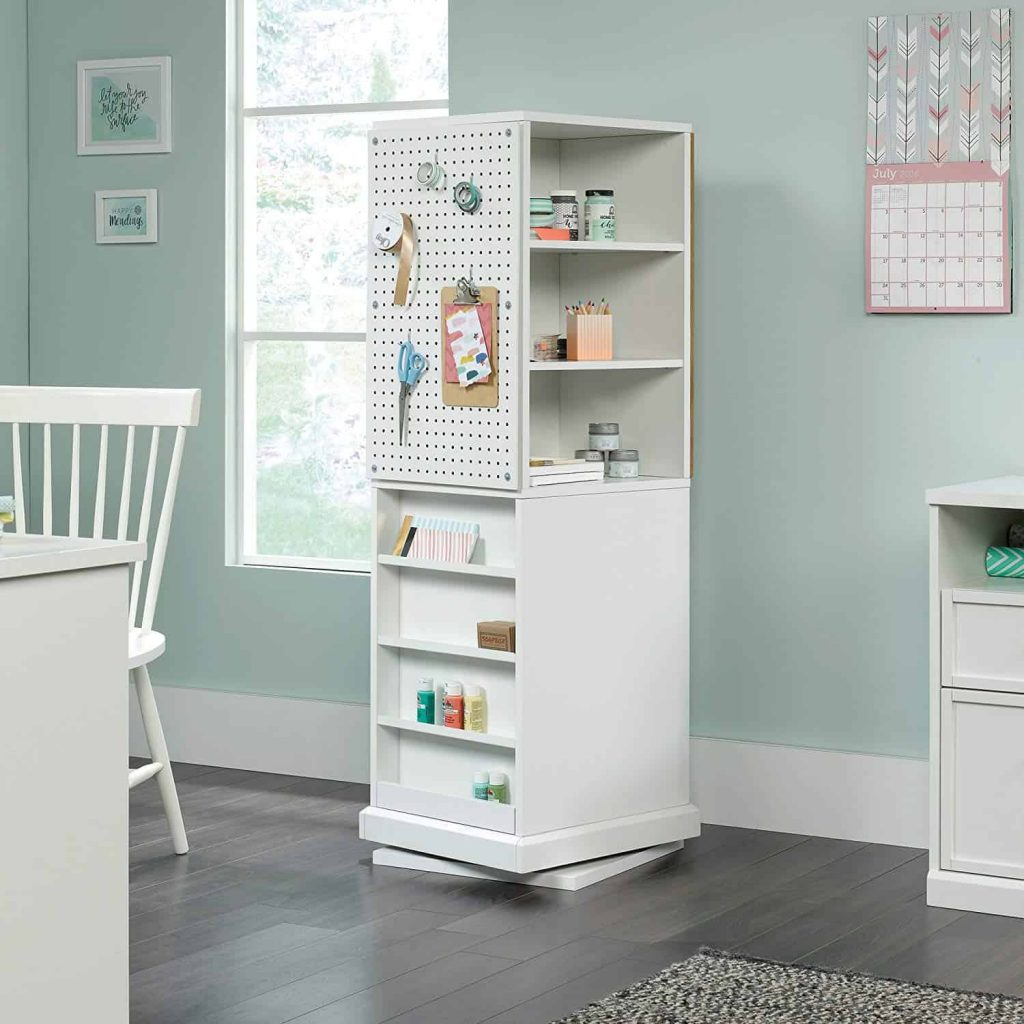 Get a oodles of Sewing Room Furniture ideas, with these tips, pictures and concepts. tip number 3 is a game changer for sewing spaces!