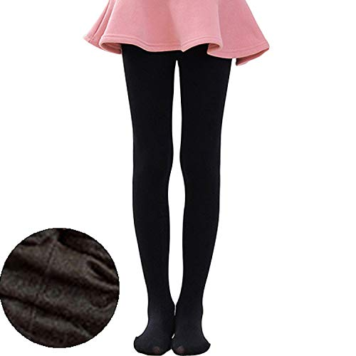 Govc Girls Winter Footed Warm Thick Fleece Lined Velvet Dance Tight//Ballet Tights Leggings