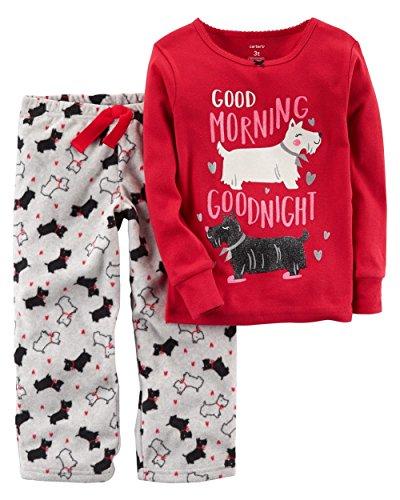 NWT Infant Boy 3 pc Outfit Carter/'s Shirt Creeper Pants Penguin Polar Bear Dog