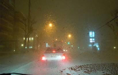 Winter Driving in Sapporo and Hokkaido