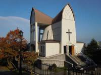 Hakodate Episcopal Church of Japan(函館聖ヨハネ教会)