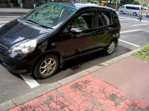 parking your car