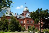 Former Hokkaido Government Office(赤レンガ・旧北海道庁)
