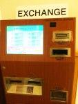 International Currency Exchange in Marui Imai(丸井今井)