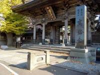 Koryu-ji Temple in Hakodate(高龍寺)